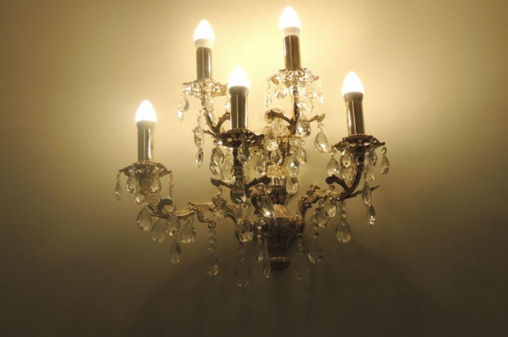 В каждом зале отличное освещение, что позволяет подробно разглядеть картину.