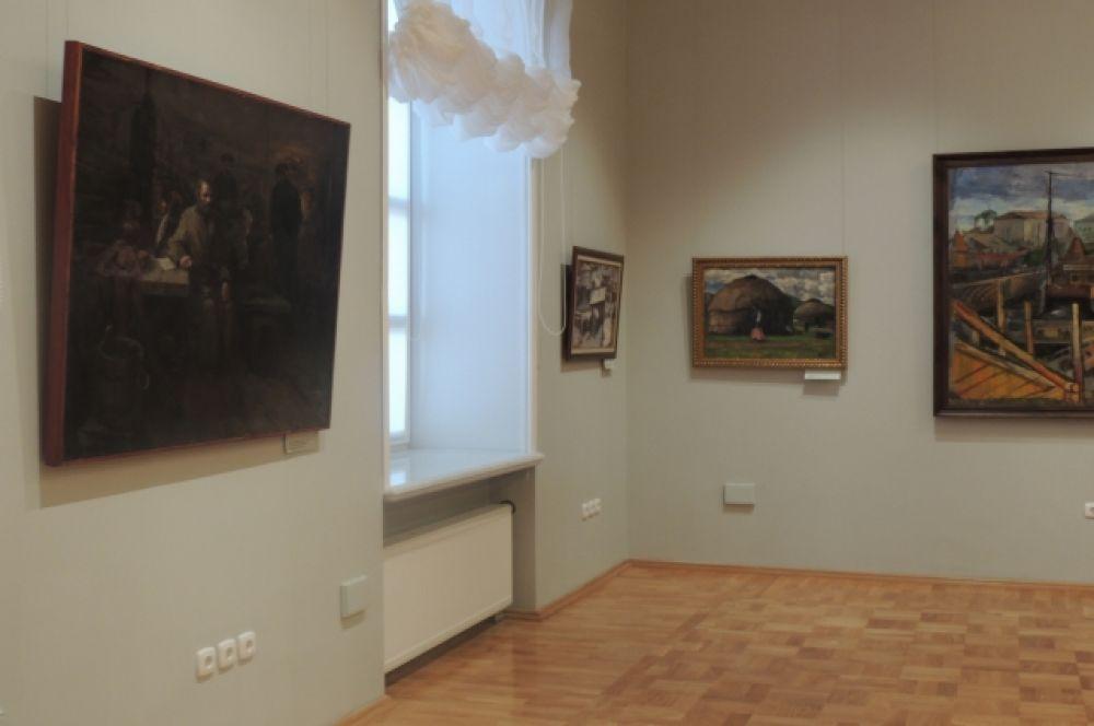 Ценные экспонаты теперь можно посмотреть в историческом здании на Музейной, 4.