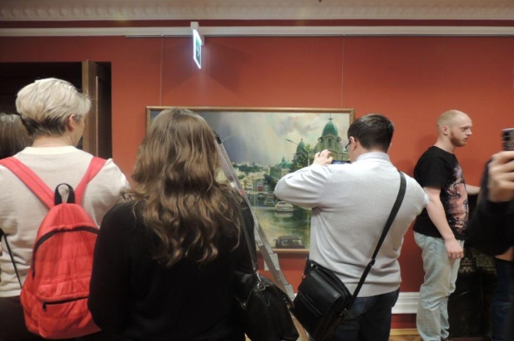 Для гостей первые выставки будут доступны уже 8 ноября, а официальное открытие музея состоится уже завтра.