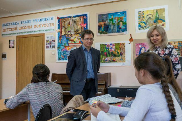 Дети и педагоги нашли общий язык.