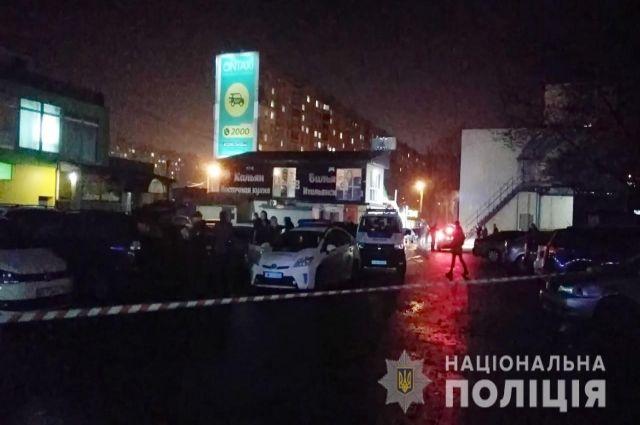 В Харькове произошла стрельба: пострадал один человек