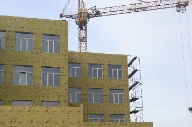 Площадь четырехэтажного здания составит 17,4 тыс. кв. м.