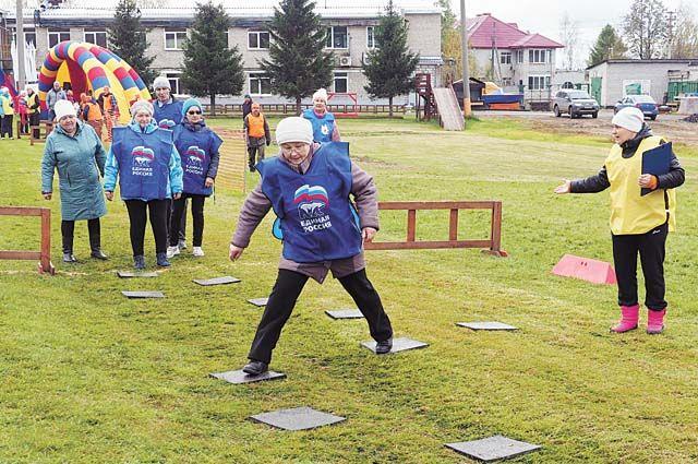 В этом году в крае активно занимаются физкультурой и спортом около 23 тыс. жителей в возрасте от 55 до 65 лет.