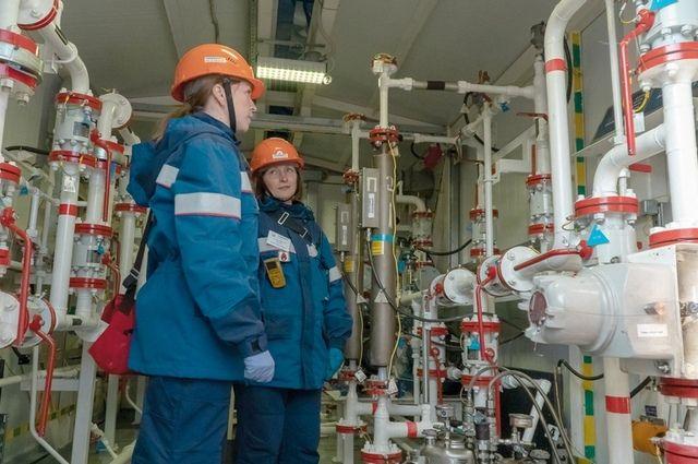 Безопасность производства и охрана труда - один из приоритетов в работе предприятия.