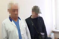 В столице врача онкодиспансера задержали на взятке: детали происшествия
