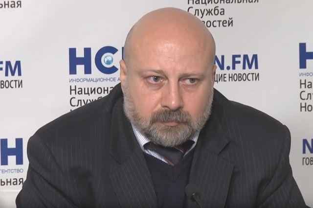 Роман Гусаров.