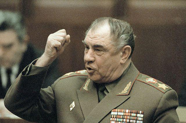 Дмитрий Язов выступает на IV сессии Верховного Совета СССР 1991 г.