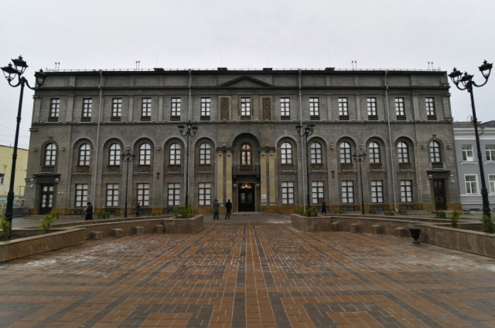 Новый музейный комплекс расположился в историческом здании «Саламандра» по адресу Музейная, 4.