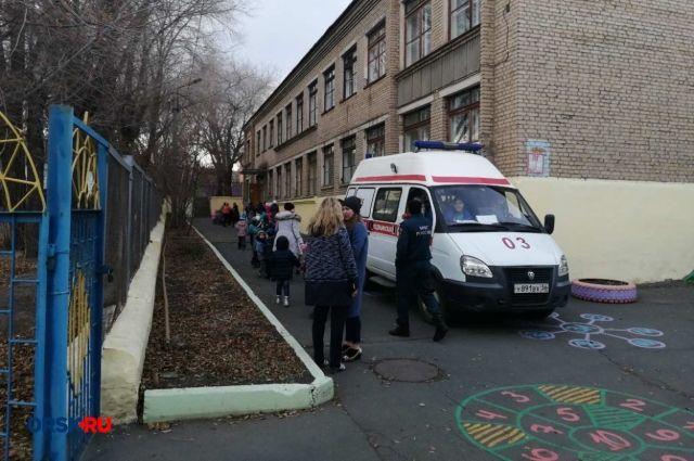 В Орске из-за электропроводки произошел пожар в детсаду.