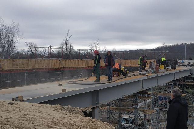 Станица Луганская: в ООС прокомментировали работы по восстановлению моста