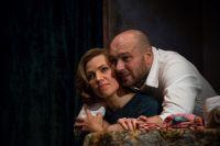 """Пьеса """"Пять вечеров"""" часто ставится в российских театрах."""