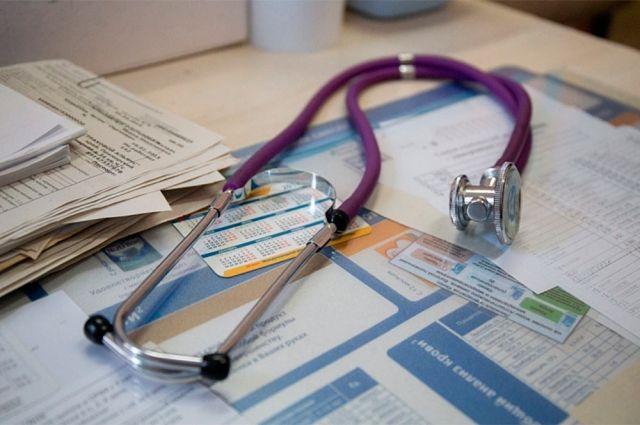 В новосибирских поликлиниках бесплатное обследование.
