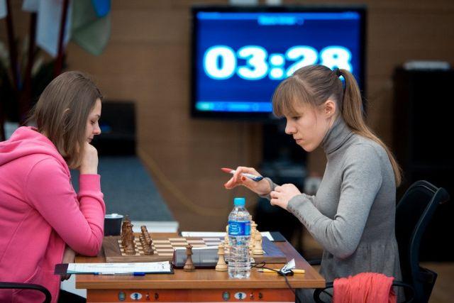 Ольга Гиря помогла команде России одержать победу на чемпионате континента