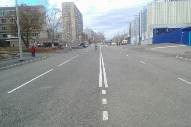 В Оренбурге дорогу на ул. Уральской откроют в декабре.