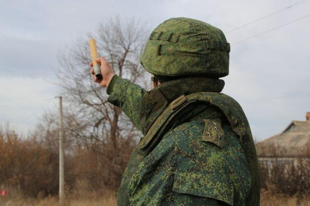 Разведение сил вПетровском: все детали , фото ивидео