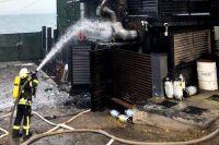 В Одессе произошел пожар в одном из отелей: подробности происшествия
