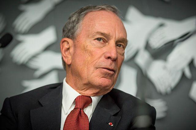 Экс-мэр Нью-Йорка намерен баллотироваться в президенты США — NYT