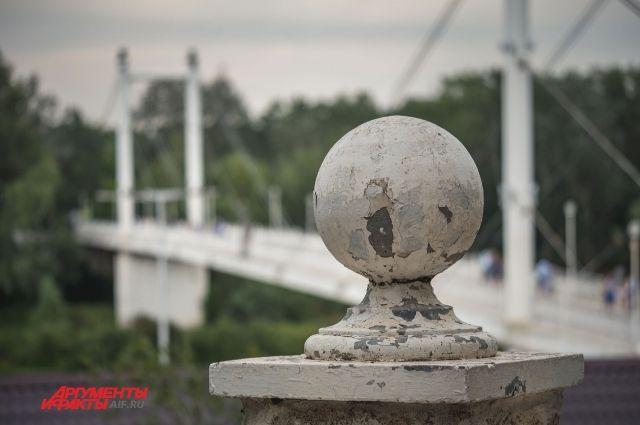 В Оренбурге началось рассмотрение дела о ремонте спуска к Уралу.