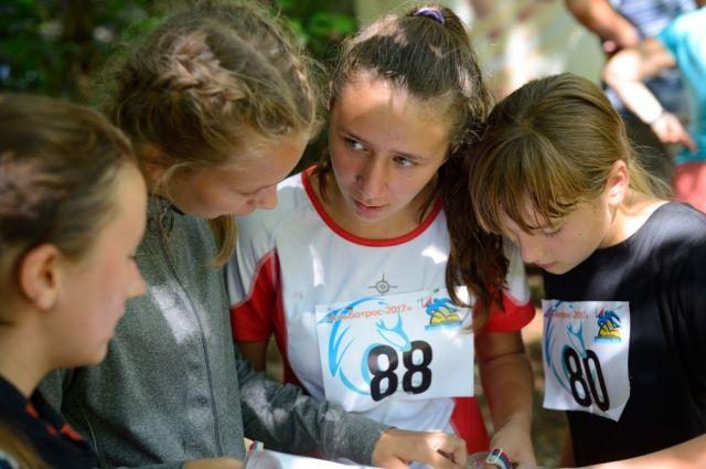 Область принимает чемпионат России по спортивному ориентированию