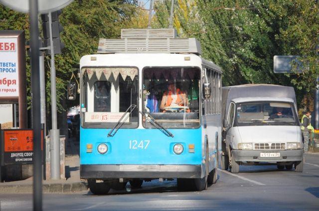 Это будет маршрут №5 «Сквер Кирова – м-он Университетский».