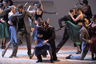 Фейерверк танцевальных страстей. Ноябрьские выступления ансамбля Моисеева