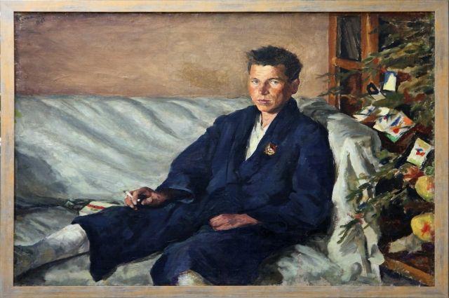 Картину из Калининградского музея демонстрируют в московском Манеже