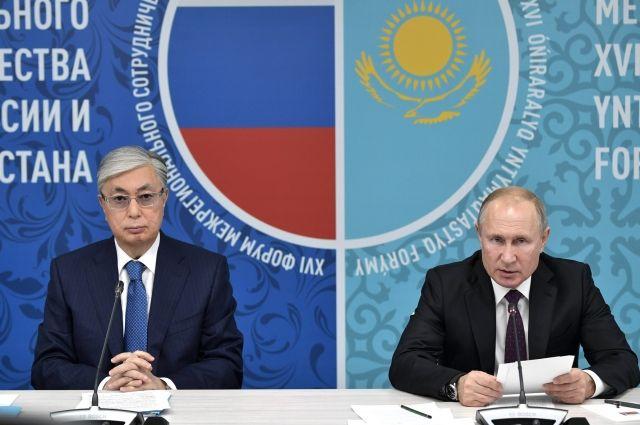 В Оренбуржье будут перерабатывать нефть из Казахстана.