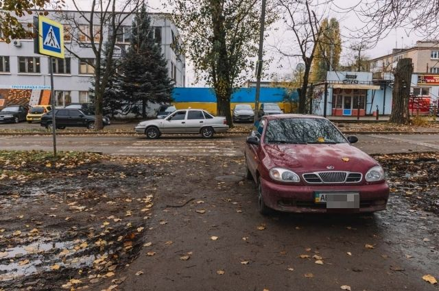В Днепре водитель авто сбил школьника и попытался скрыться с места ДТП