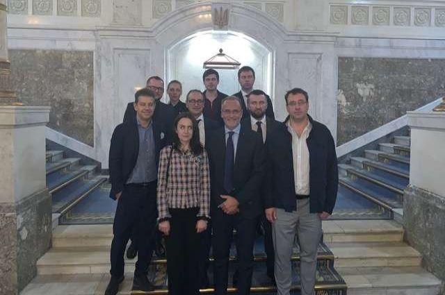 Украина и Италия хотят углубить сотрудничество между своими парламентами