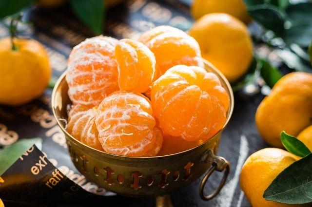 Тюменцы предпочитают мандарины из Марокко