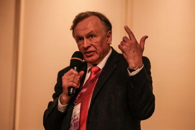 Олег Соколов – известный ученый в Петербурге.