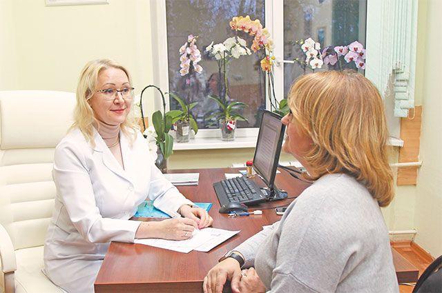 На приёме у профессора Марковой можно узнать всё об опасности диабета и о том, как этой хвори избежать.
