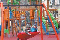 За лето в Щукине обновили 39 площадок. Многие переделаны по индивидуальным проектам.