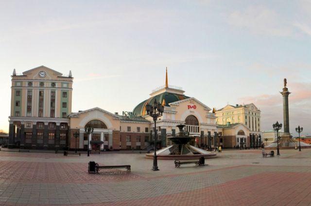 Изменится график движения нескольких поездов, которые отправляются со станции Красноярск
