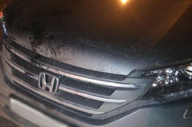 В Ижевске водитель иномарки сбил двух 12-летних девочек
