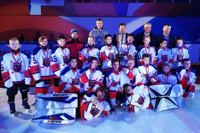Первый турнир Владислава Третьяка в Перми выиграли юные хоккеисты из «Академии».
