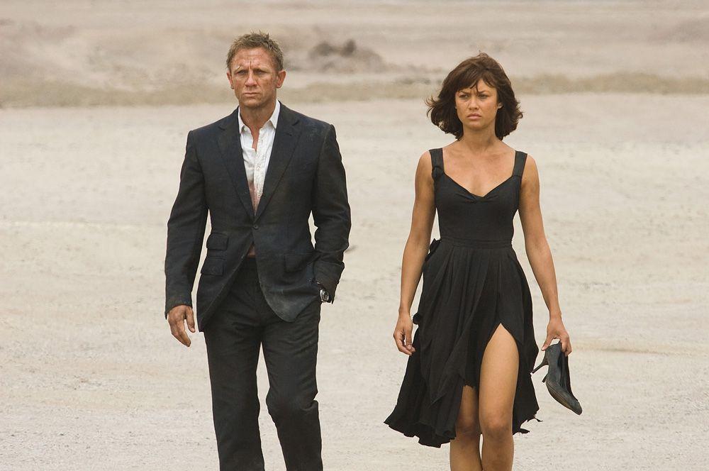 «Квант милосердия» (2008) — Камилла.