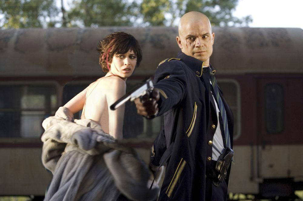 «Макс Пэйн» (2008) — Наташа Сакс.