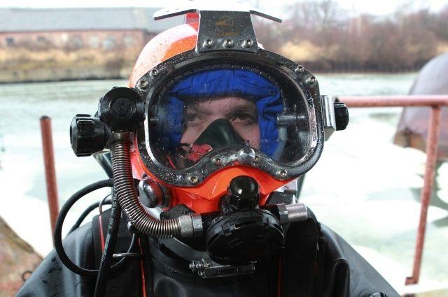 Силы Балтийского флота обследуют подводные объекты времён ВОВ