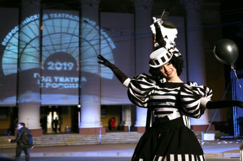 Завершился большой праздник Мельпомены спектаклем калининградской драмы «Мнимый больной».