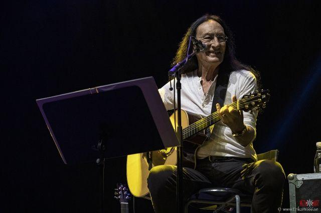 14 ноября в Петербурге Кен Хенсли представит программу «Золотые хиты URIAH HEEP».
