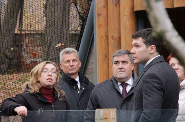 В Калининградском зоопарке открылся Дом тропических птиц