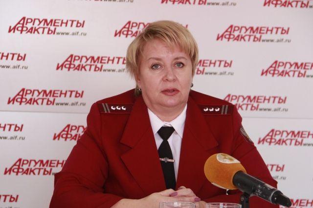 Татьяна Гаврилова.