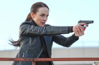 Героине Анны Снаткиной предстоит распутать хитроумные преступления.
