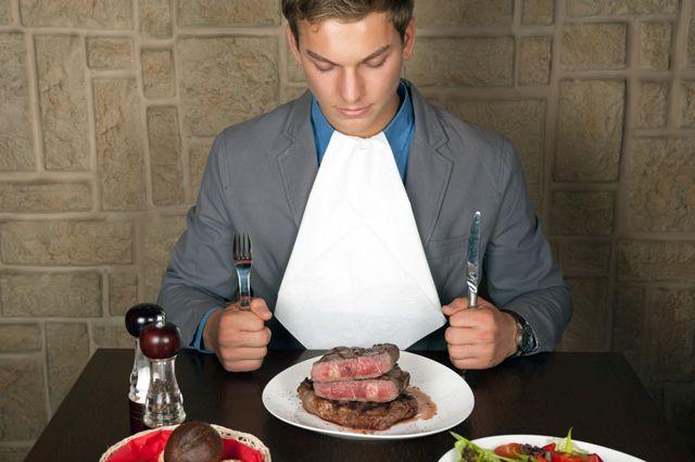 Мясоедство – не порок. Белок — главный строительный материал для организма