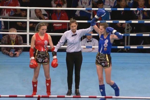 Екатерина Долгова стала победительницей взрослого чемпионата Европы