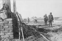 Немцы во время Курской битвы. Бундесархив