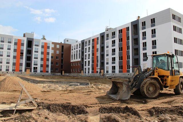 В РФ возросло число малогабаритных квартир - Известия