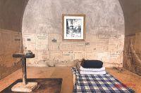 Пещера, где жил Си Цзиньпин.