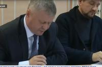 Московских журналистов слушали по видеосвязи